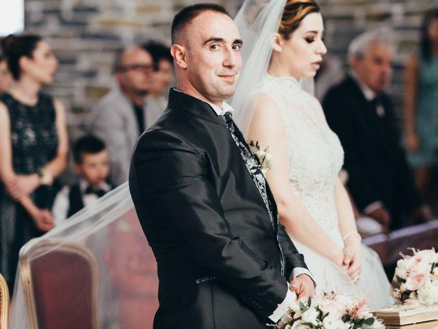 Il matrimonio di Michele e Mimosa a Desulo, Nuoro 11