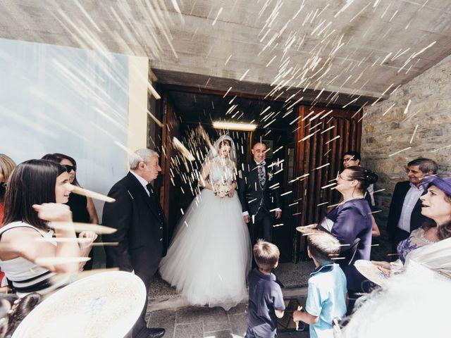 Il matrimonio di Michele e Mimosa a Desulo, Nuoro 14