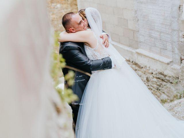 Il matrimonio di Michele e Mimosa a Desulo, Nuoro 16