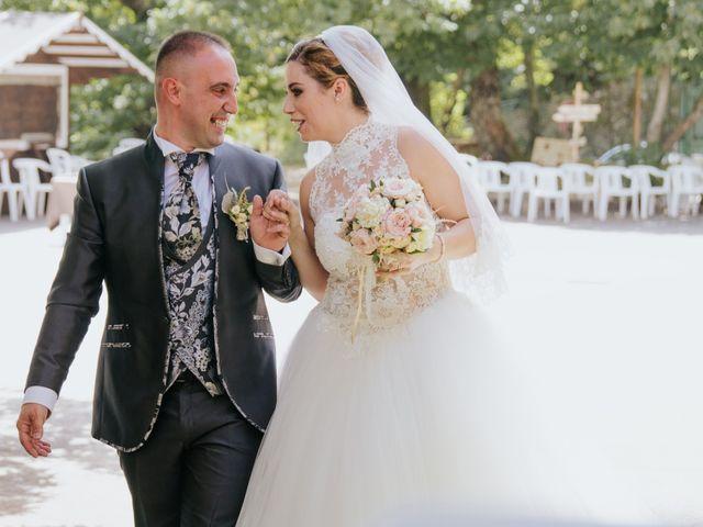 Il matrimonio di Michele e Mimosa a Desulo, Nuoro 17