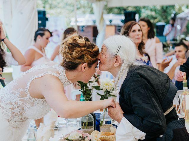 Il matrimonio di Michele e Mimosa a Desulo, Nuoro 18