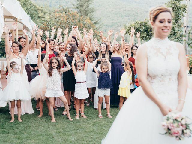 Il matrimonio di Michele e Mimosa a Desulo, Nuoro 23