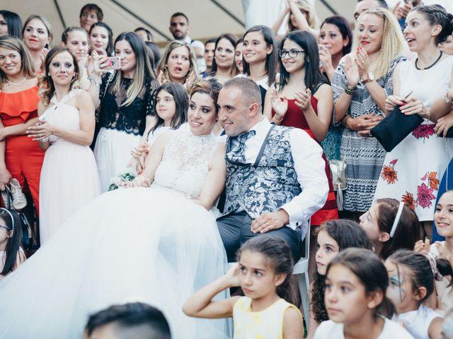 Il matrimonio di Michele e Mimosa a Desulo, Nuoro 24