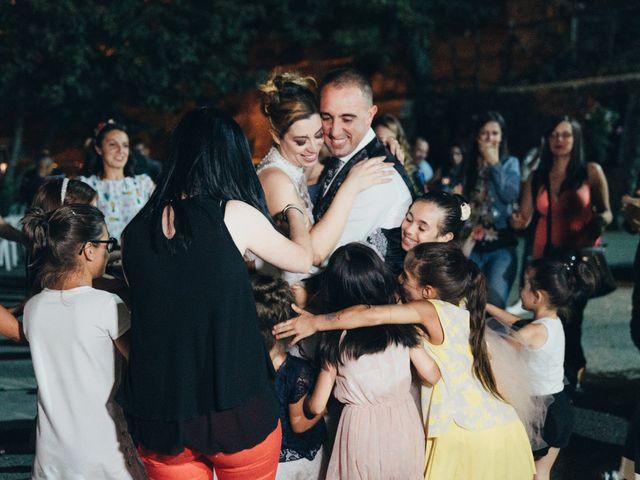 Il matrimonio di Michele e Mimosa a Desulo, Nuoro 25