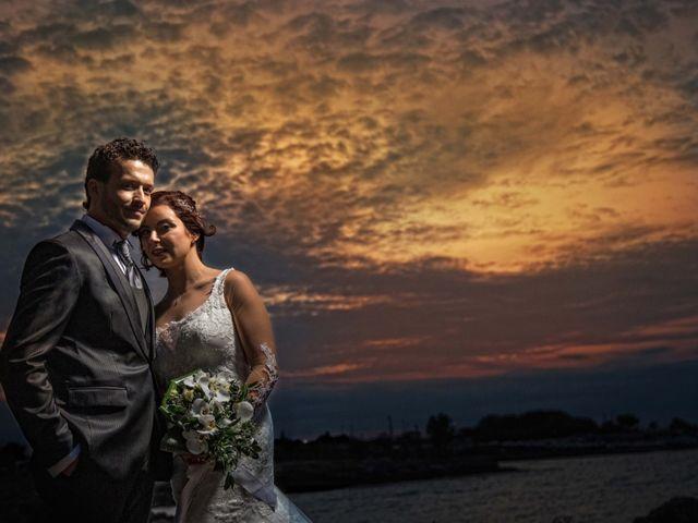Le nozze di Maria Concetta e Vito