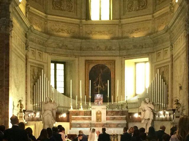 Il matrimonio di Marco e Flavia a Roma, Roma 3