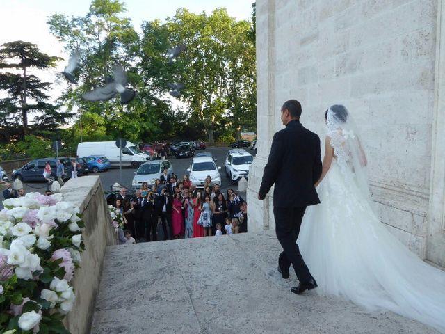 Il matrimonio di Marco e Flavia a Roma, Roma 1
