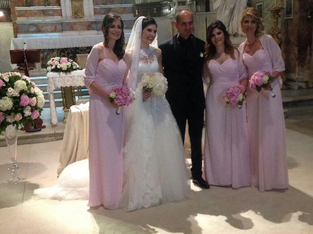 Il matrimonio di Marco e Flavia a Roma, Roma 2