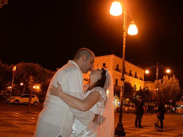 Il matrimonio di Elena e Gianni a Racale, Lecce 1