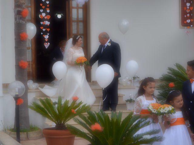 Il matrimonio di Elena e Gianni a Racale, Lecce 3