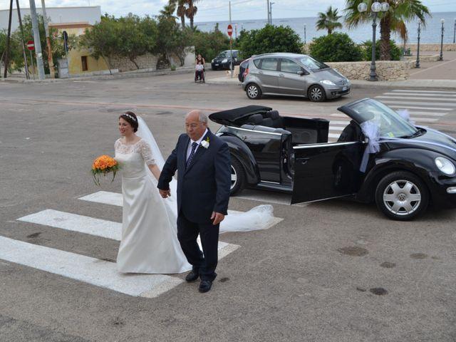 Il matrimonio di Elena e Gianni a Racale, Lecce 4