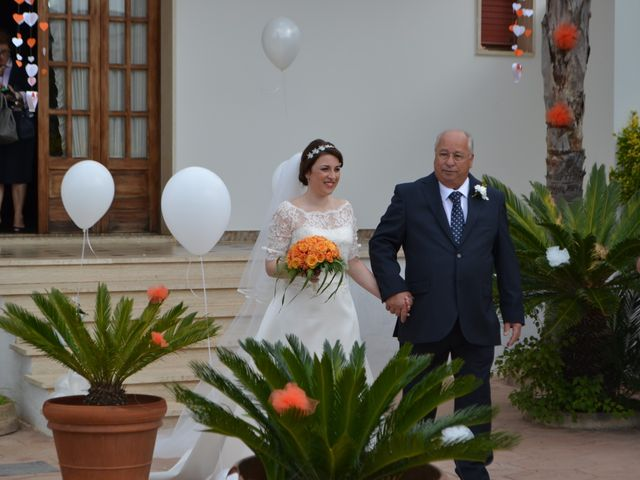 Il matrimonio di Elena e Gianni a Racale, Lecce 8