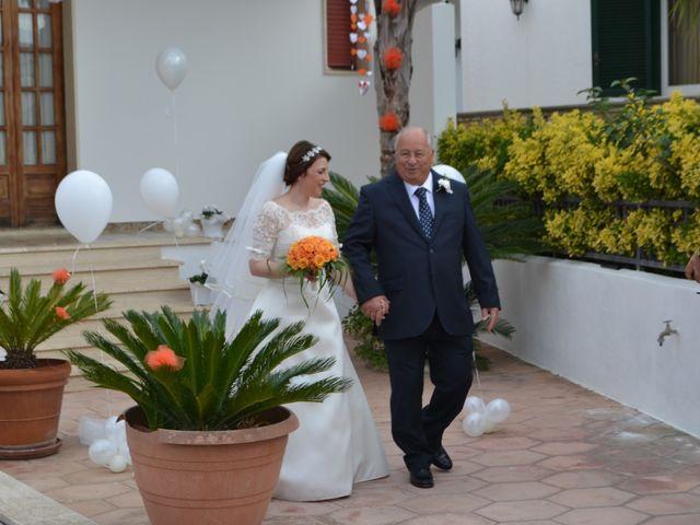 Il matrimonio di Elena e Gianni a Racale, Lecce 9