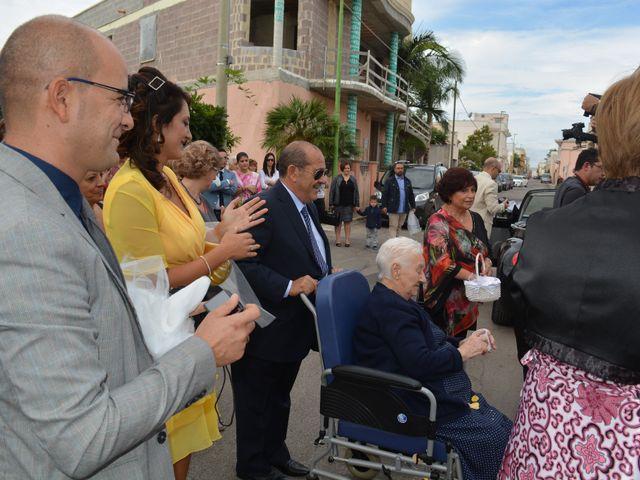 Il matrimonio di Elena e Gianni a Racale, Lecce 11