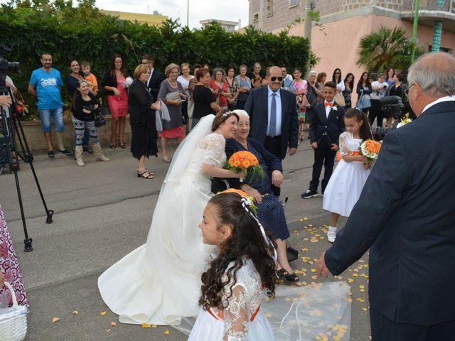 Il matrimonio di Elena e Gianni a Racale, Lecce 12
