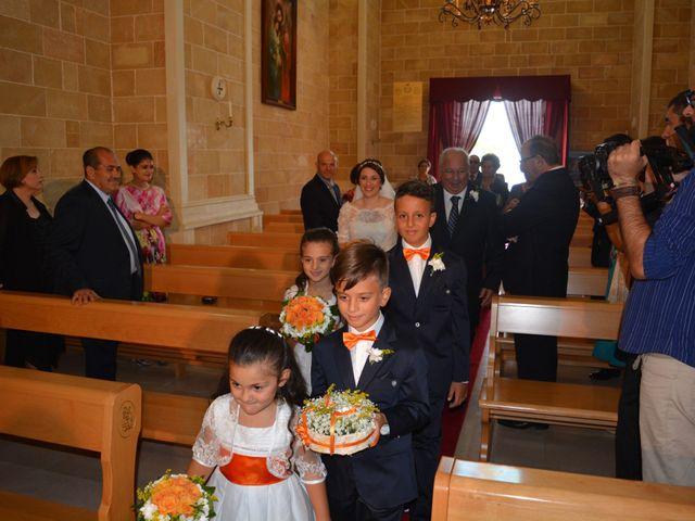 Il matrimonio di Elena e Gianni a Racale, Lecce 15