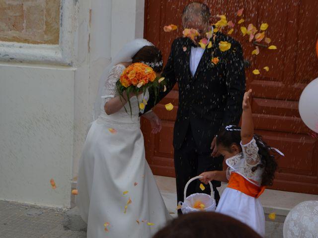 Il matrimonio di Elena e Gianni a Racale, Lecce 18