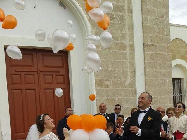 Il matrimonio di Elena e Gianni a Racale, Lecce 19
