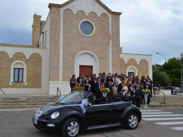 Il matrimonio di Elena e Gianni a Racale, Lecce 20
