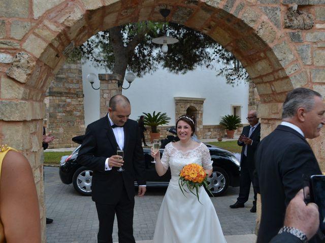 Il matrimonio di Elena e Gianni a Racale, Lecce 21