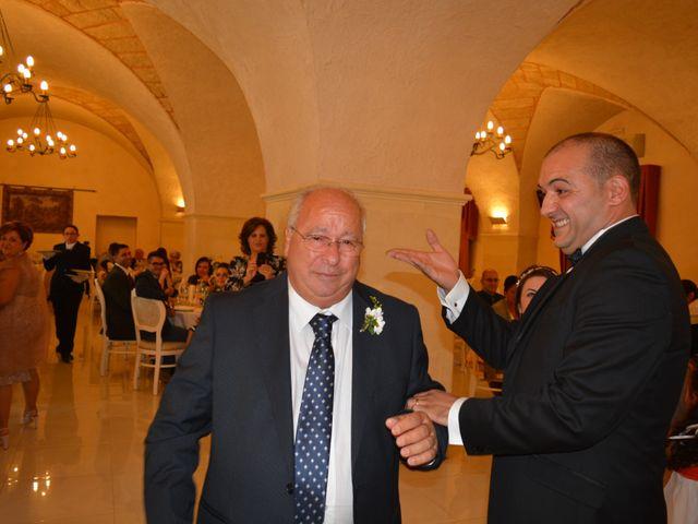 Il matrimonio di Elena e Gianni a Racale, Lecce 25