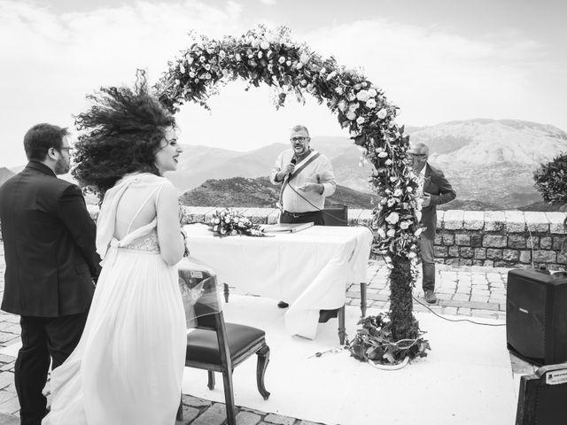Il matrimonio di Marco e Antonietta a Pollina, Palermo 32