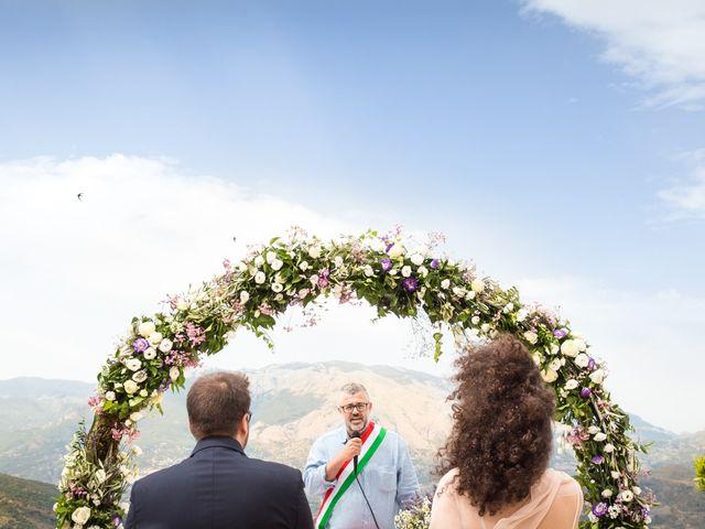 Il matrimonio di Marco e Antonietta a Pollina, Palermo 33