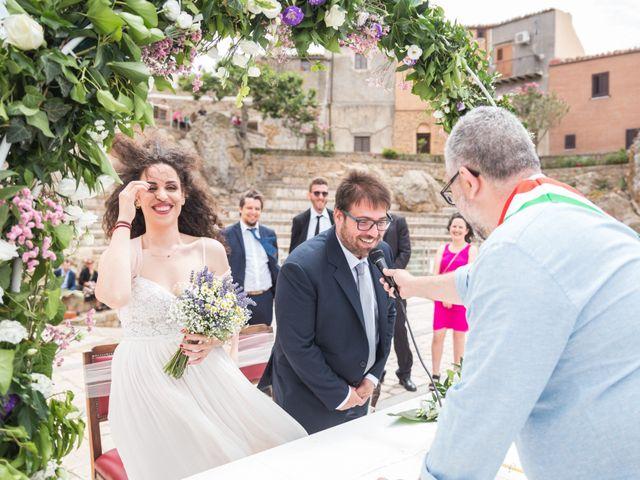 Il matrimonio di Marco e Antonietta a Pollina, Palermo 37