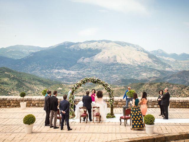 Il matrimonio di Marco e Antonietta a Pollina, Palermo 45