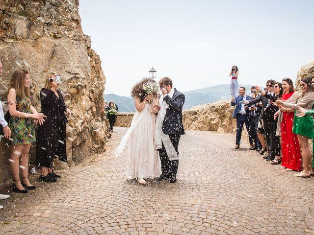 Il matrimonio di Marco e Antonietta a Pollina, Palermo 2