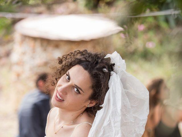 Il matrimonio di Marco e Antonietta a Pollina, Palermo 113