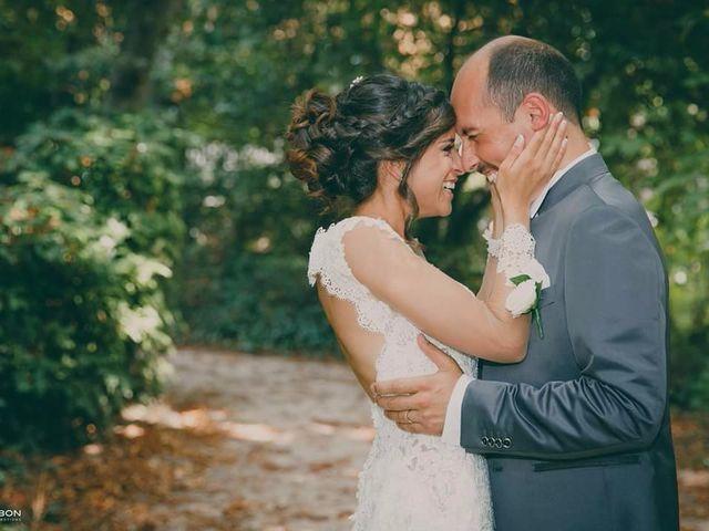 le nozze di Mattia e Maria Luz