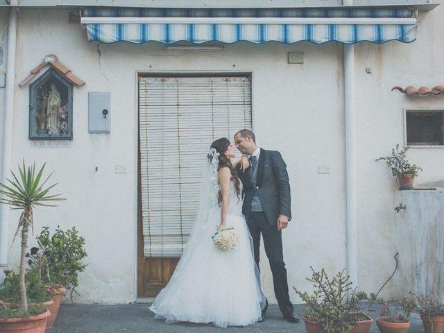 Le nozze di Giada e Salvo