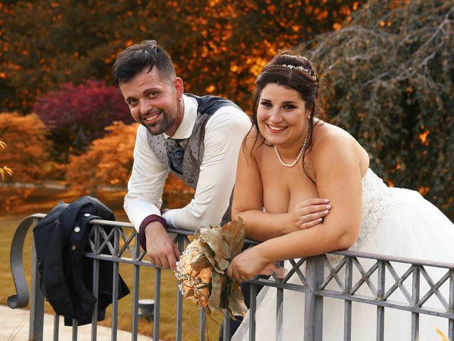 Le nozze di Christian e Sabrina