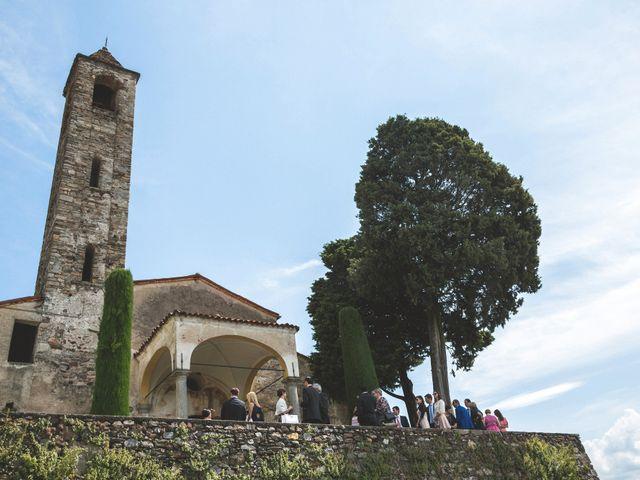 Il matrimonio di Riccardo e Kia a Stresa, Verbania 15