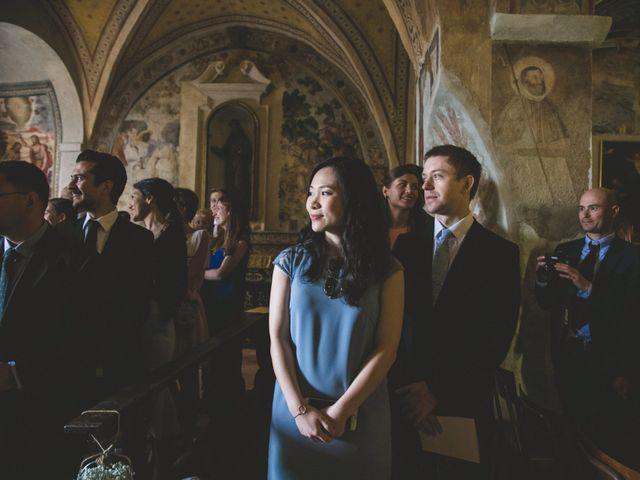Il matrimonio di Riccardo e Kia a Stresa, Verbania 19
