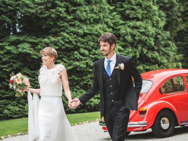 Il matrimonio di Riccardo e Kia a Stresa, Verbania 30