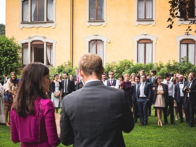 Il matrimonio di Riccardo e Kia a Stresa, Verbania 49