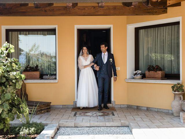 Il matrimonio di Emanuele e Marta a Chions, Pordenone 22