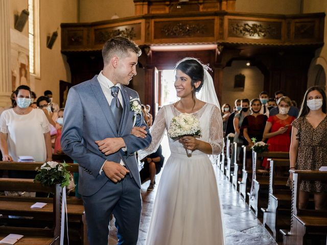 Il matrimonio di Emanuele e Marta a Chions, Pordenone 27