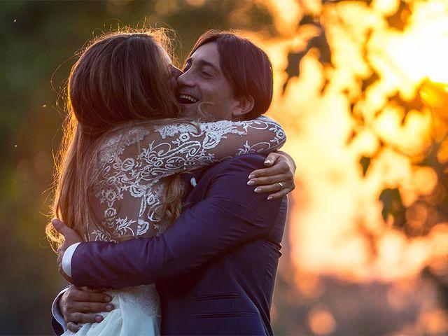 le nozze di Emiliana e Domenico
