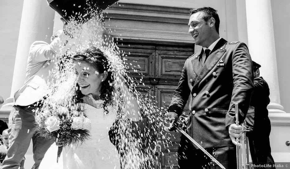 Il matrimonio di Dario e Francesca a Pianezza, Torino