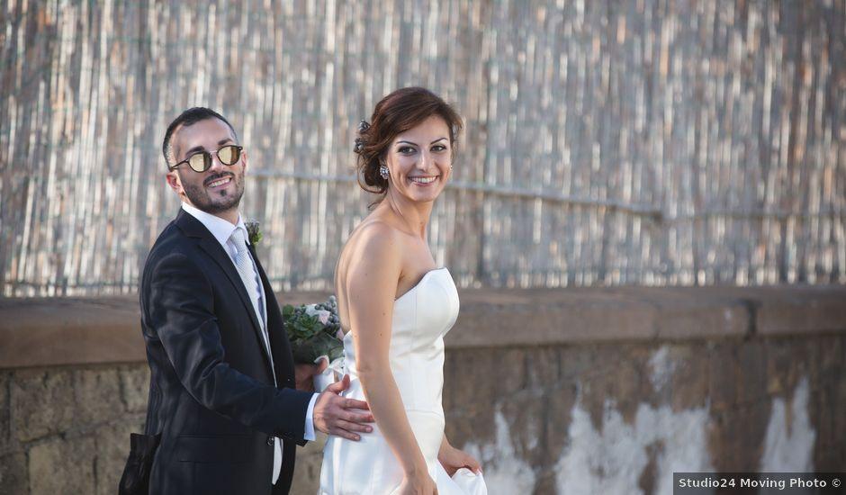 Il matrimonio di Alessandro e Mariaelena a Bacoli, Napoli