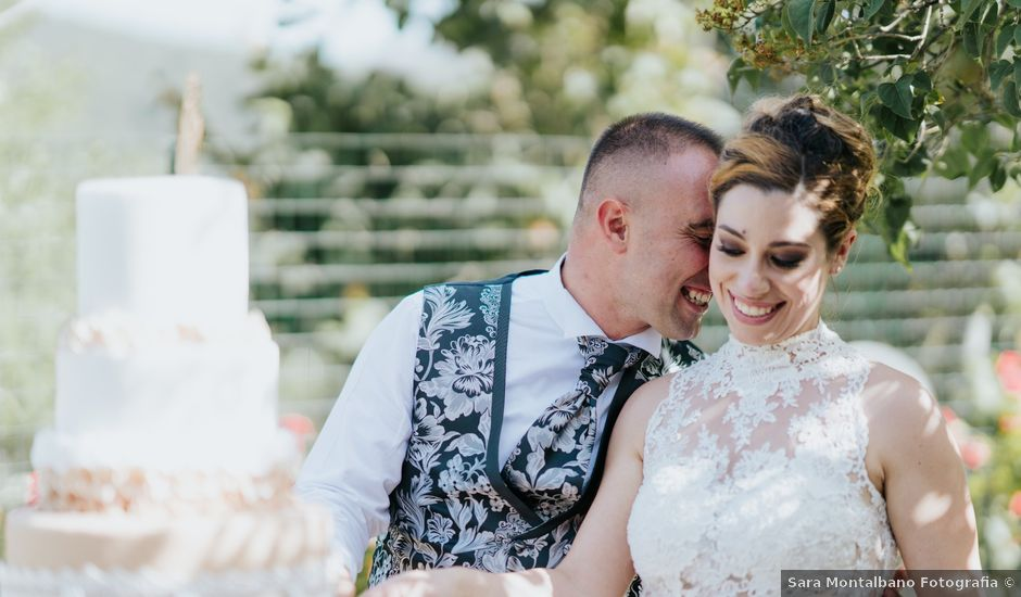 Il matrimonio di Michele e Mimosa a Desulo, Nuoro