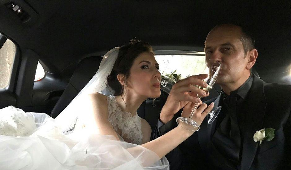 Il matrimonio di Marco e Flavia a Roma, Roma