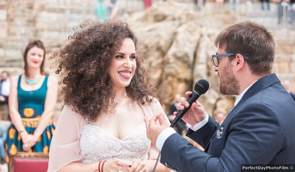 Il matrimonio di Marco e Antonietta a Pollina, Palermo