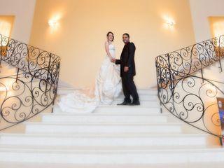 Le nozze di Ilenia e Antonio