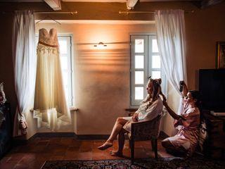 Le nozze di Lina e Pal Andre 1