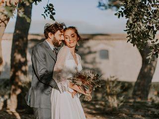 Le nozze di Anouchka e Joseph