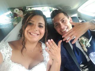 Le nozze di Yamila e Francesco